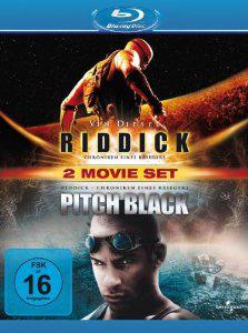 Coffret Blu-ray Les Chroniques de Riddick / Pitch Black
