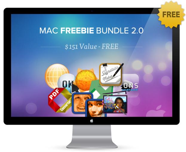 The Mac Freebie Bundle 2.0 : 10 applications gratuites pour Mac