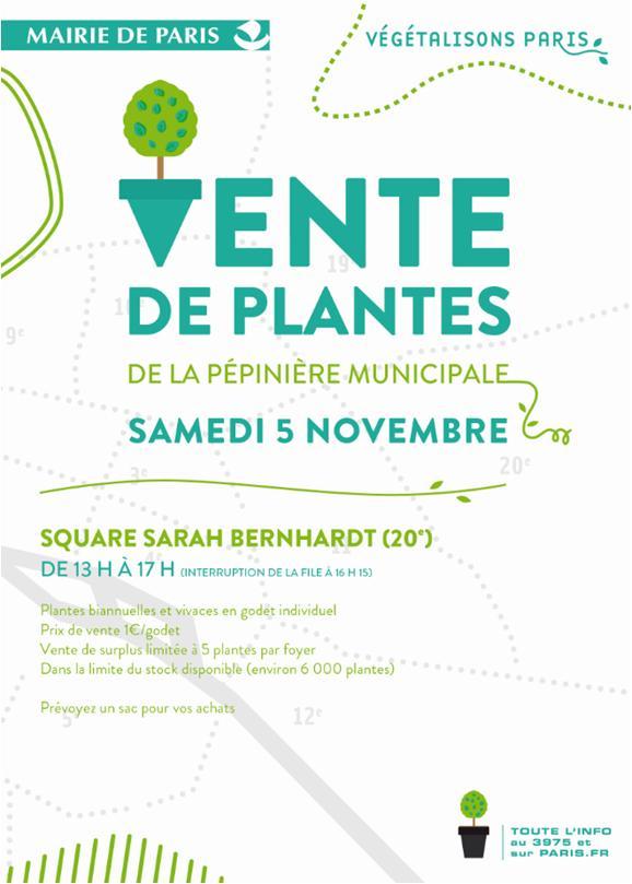 Vente de plantes - Le conteneur à 5€ ou le Godet