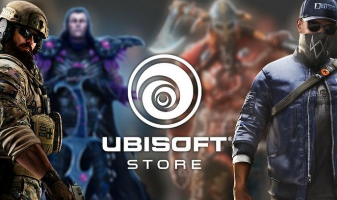 Bon d'achat de 30€ valable sur tout l'Ubisoft Store
