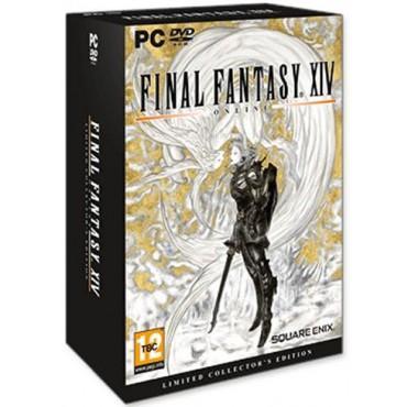 Final Fantasy XIV Online - Edition Collector sur PC
