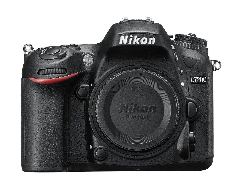 Appareil photo Reflex Nikon D7200 - 24,72 Mpix, Boîtier Nu (via ODR de 100€)
