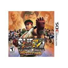 Super Street Fighter IV 3D Edition [import allemand] sur 3ds