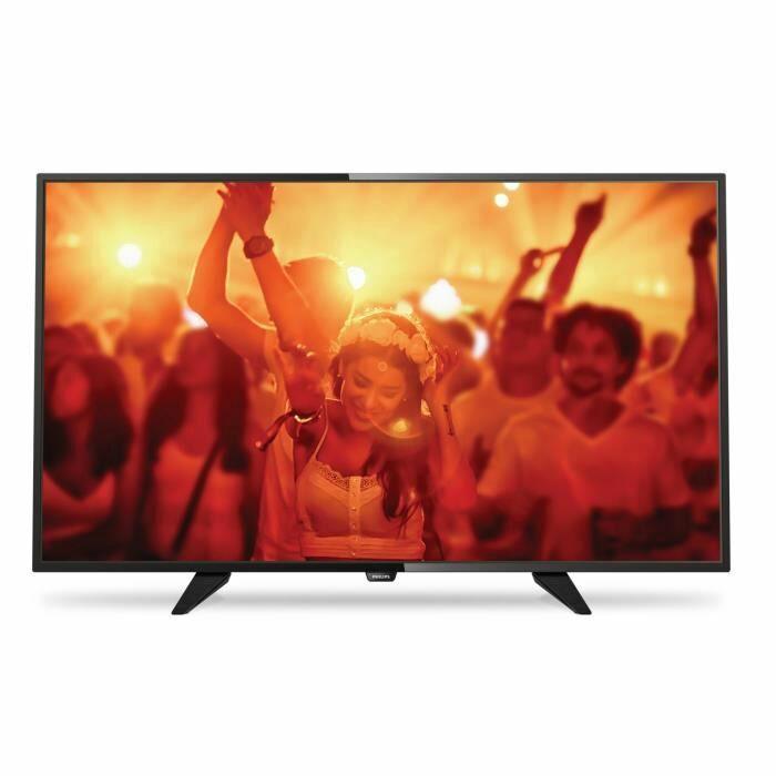 """TV LED 32"""" Philips 32PHH4201 - HD 720p, UltraSlim, Noir"""