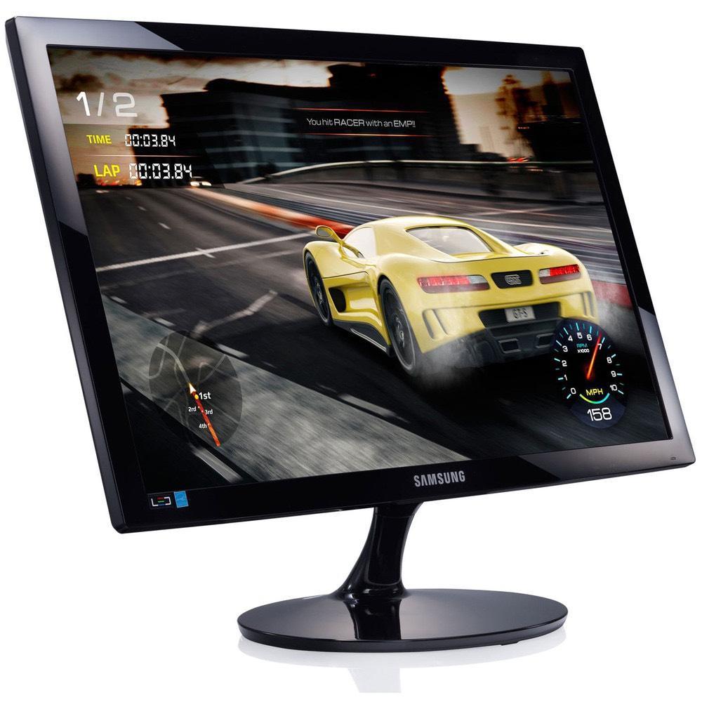 "Ecran PC  24"" Samsung S24D330H  - 1 ms, Full HD"