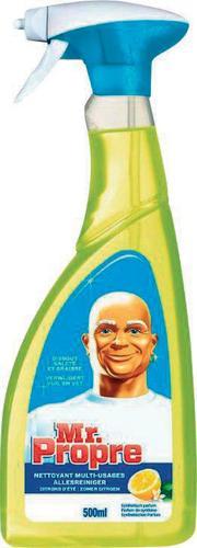 Spray nettoyant ménager Mr. Propre gratuit - 500 ml (via BDR de 1.6€)