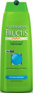 2x Shampooing Garnier Fructis Cheveux Normaux