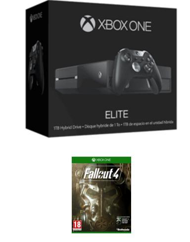 Console Microsoft Xbox One Elite 1 To + Fallout 4