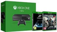 Console Microsoft Xbox One 1 To +  Gears of War 4 + Forza Motorsport 6