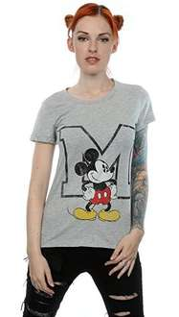 T-shirt Mickey Mouse pour Femme