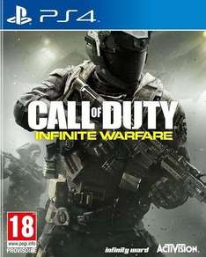 Call of Duty : Infinite Warfare sur PS4 (Import UK)