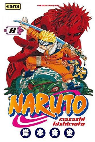 Sélection de Tomes Naruto (Format Kindle)