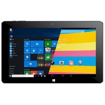 Tablette Windows/Android Cube i10 - Intel Z3735F Quad Core, Dual Boot, RAM 2 Go, ROM 32 Go