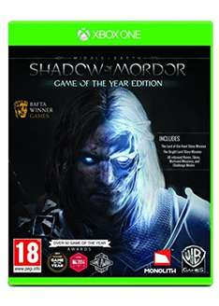 La Terre du Milieu : L'Ombre du Mordor (Édition GOTY) sur Xbox One