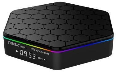 Box Android Sunvell T95Z Plus - TV Box Amlogic S912 Octa Core, 2 Go de Ram, 16 Go