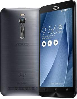 """Smartphone 5.5"""" Asus ZenFone 2 (ZE551ML) - 4 Go de RAM, 16 Go, gris"""