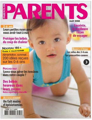 3 mois d'abonnement gratuits au magazine Parents