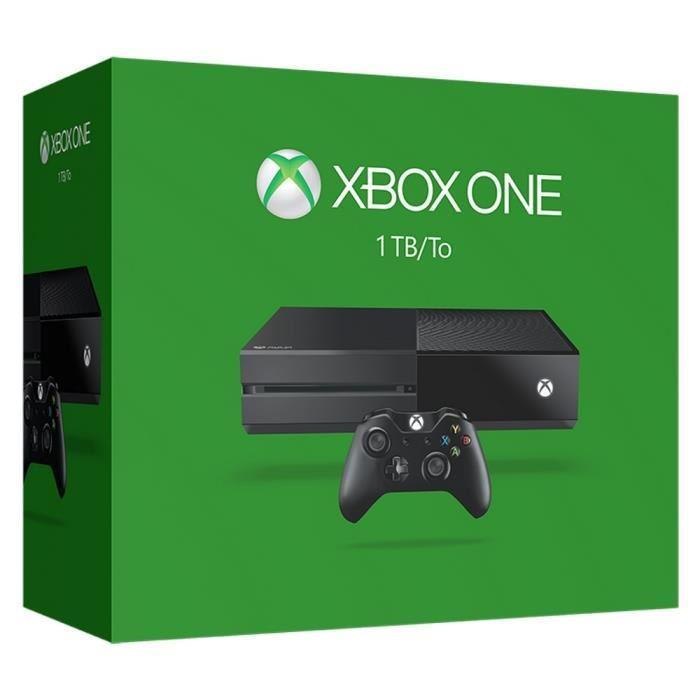 Console Microsoft Xbox One  - 1To