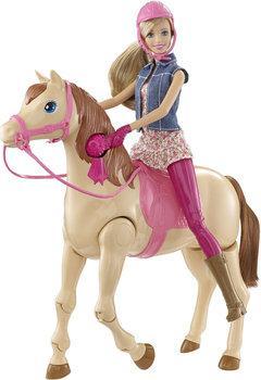 40% offerts en bon d'achat sur une sélection de Jouets et de produits HP - Ex : Barbie Hop à Cheval (via 16€ en bon d'achat)