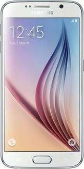 "Sélection de smartphones en promo - Ex: Smartphone 5.1"" Samsung Galaxy S6 (G920F) - 32 Go, blanc, reconditionné"