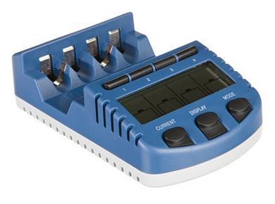 Chargeur de piles La Crosse Technologie RS1000