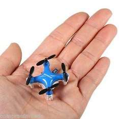 Mini Quadcopter Fayee FY805 - 2,4 Ghz (45 x 45mm)