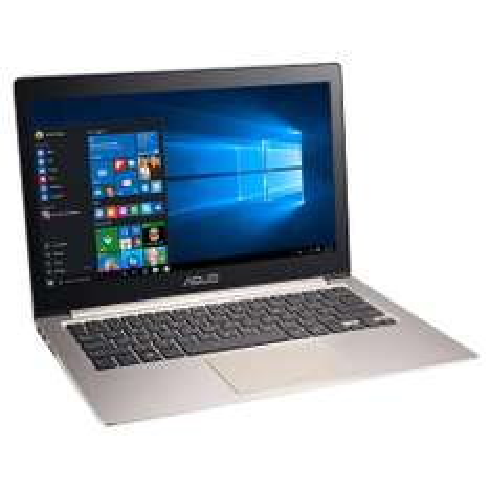 "Pc ultra portable 13.3"" Asus ZenBook Pro UX303UA-R4138E - Full HD IPS, i3-6100U, RAM 4 Go, HDD 500 Go, Windows 10 Pro"