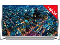 "TV 58"" Panasonic TX-58DX800E - 4K UHD, 3D, LED, Local Dimming, HDR10 (via ODR de 400€)"