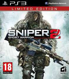 Call Of Duty Black Ops 2 PS3 à 26,45€, Sniper Ghost Warrior 2 Edition Limitée PS3 et XBOX 360