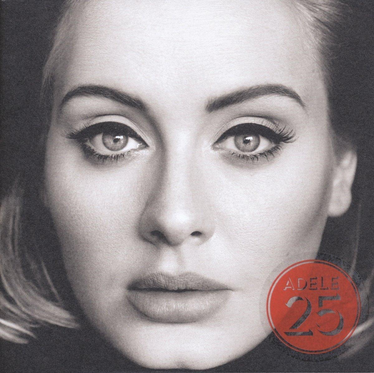 CD Album Adèle 25
