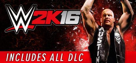 Jeu WWE 2k16 sur PC (Dématérialisé - Steam)