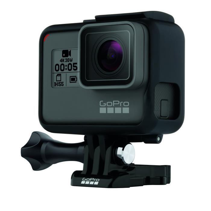 [Cdiscount à volonté] Caméra sportive GoPro Hero 5 Black
