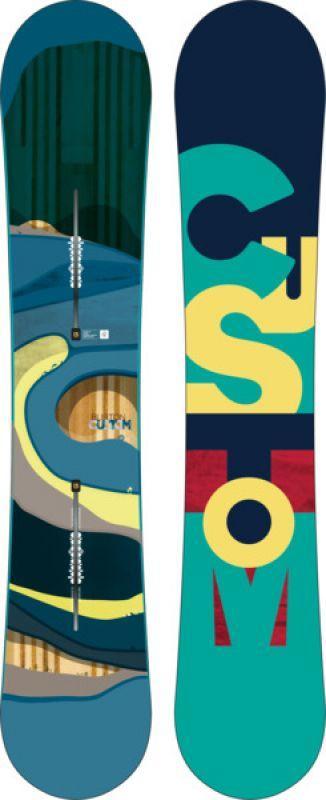 Sélection de produits Burton en promotion - Ex: Snowboard Burton Custom 2016 151cm