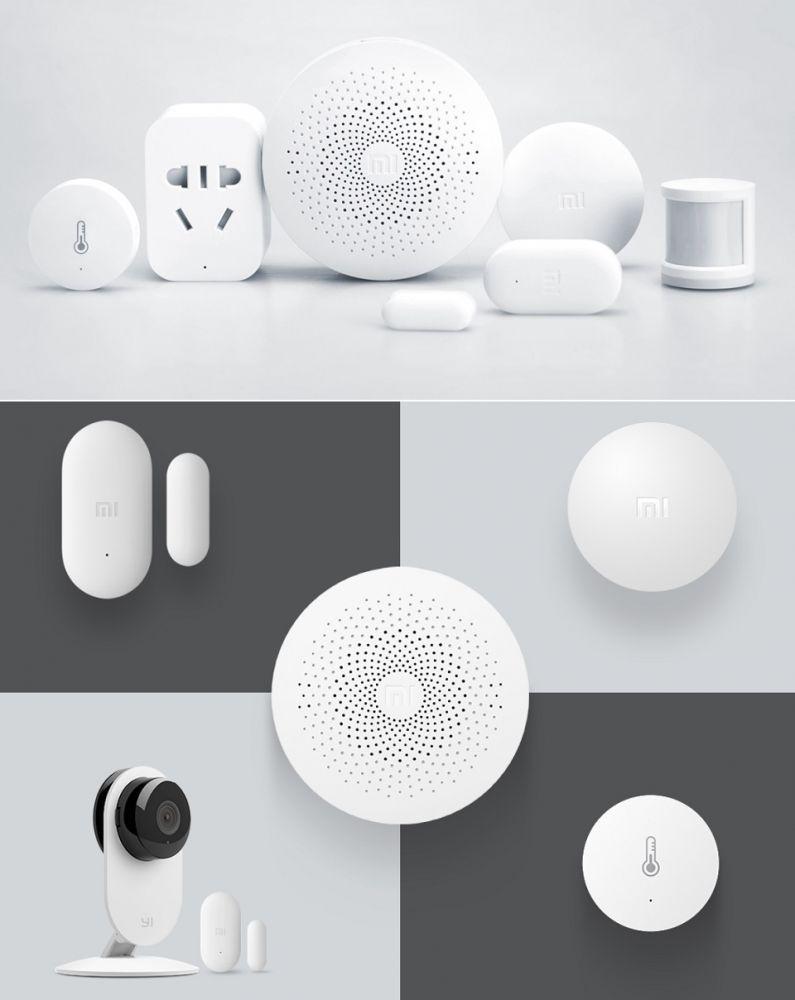 Sélection de produits Xiaomi Smart Home en promotion - Ex : Centrale multifonction Mi Home