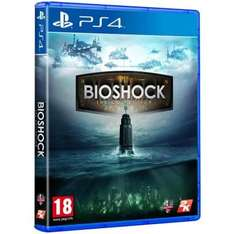 Bioshock: The Collection sur PS4