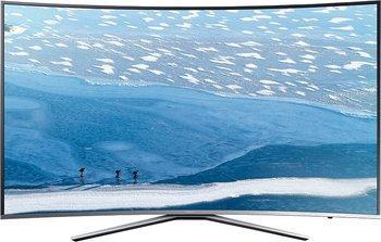 "TV incurvée 49"" Samsung UE49KU6500 - HDR, 4K UHD, LED, Smart TV (via ODR de 100€)"