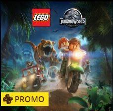 Lego Jurassic World sur PS4 (dématérialisé)