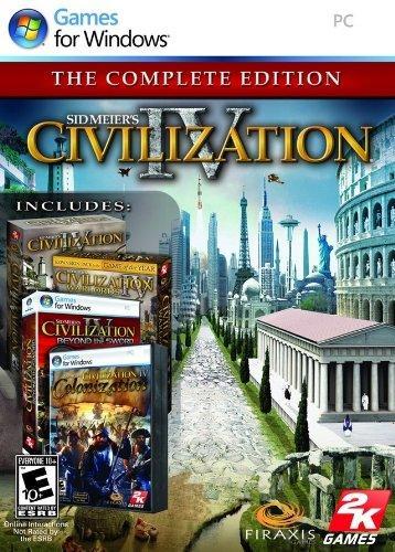Civilization IV - Edition Complète sur PC (Dématérialisé - Steam)