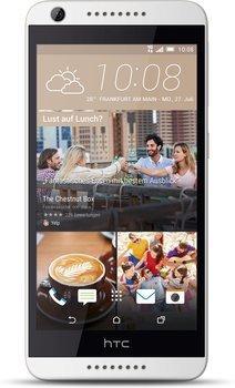 """Smartphone 5""""  HTC Desire 626 - 2 Go de RAM, 16 Go, blanc ou bleu"""