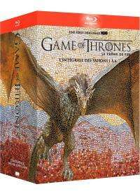 50% crédités sur la carte Waaoh sur toutes les Séries TV - Ex : coffret Blu-ray Game of Thrones  - L'Intégrale des 6 Saisons (via 50€ sur la carte)