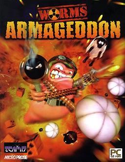 Licence Worms en promotion sur PC (dématérialisé) - Ex :  Worms Amargeddon