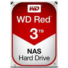 """Disque dur interne 3.5"""" Western Digital WD RED - 3To"""