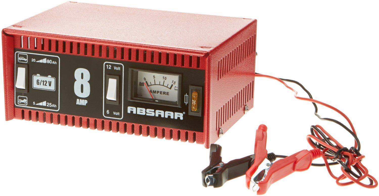 Chargeur de batterie Absaar 77911 - 8A