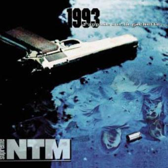Vinyle Suprême NTM - 1993... J'Appuie Sur La Gachette