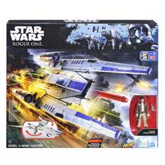 [Premium] Star Wars Rogue One B7101 - Chasseur U-Wing Rebelle