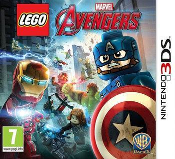 Lego Marvel Avengers sur 3DS