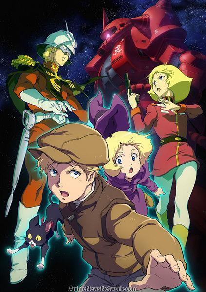 3 premiers épisodes de l'animé Gundam: The Origin visionnables gratuitement en streaming (VOSTFR)