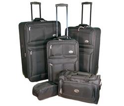 Pack de 4 valises + trousse de toilette Confidence Série