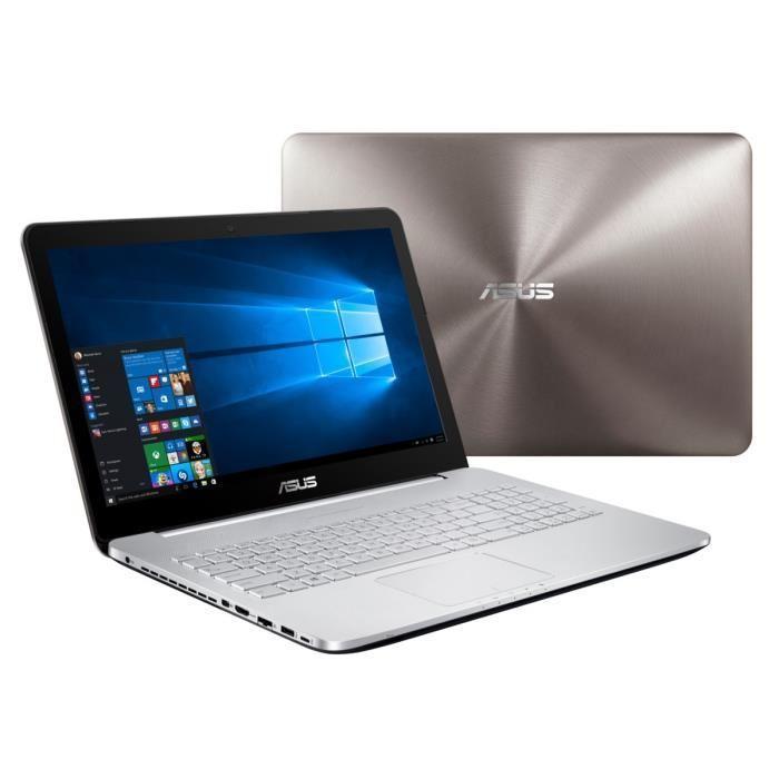 "[Cdisocunt à volonté] PC Portable Gamer 15.6"" Asus N552VW-FY215T - Full HD, i5-6300HQ, RAM 8 Go, HDD 1 To , GTX 960M, Windows 10"
