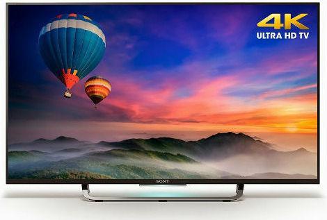 "TV 43"" Sony KD-43X8305C - UHD, 800Hz, LCD/LED, WiFi"